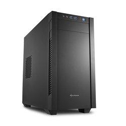 Kućište SHARKOON gaming, S1000, ventilator 2x 120mm, USB 3.0, mATX