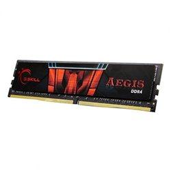 G.SKILL (1X4GB) DDR4 2400Mhz F4-2400C17S-4GIS  AEGIS