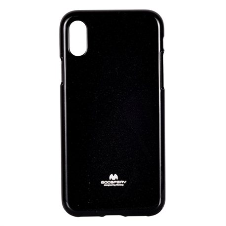 Zaštitna futrola Mercury Jelly Case iPhone X black