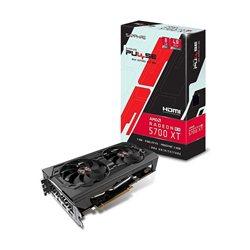 SAPPHIRE PULSE RADEON RX 5700 XT BE 8G GDDR6 HDMI / TRIPLE DP OC W/BP (UEFI) LITE 11293-09-20G