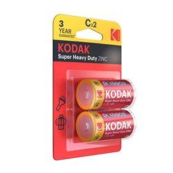Baterija KODAK C,R14  CINK KLORID 2/1 ,1,5 V (887930951059)
