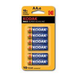 Baterija KODAK,LR6,KAA-4+2 ALKALNA BATERIJA 1,5 V (887930411935)