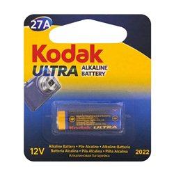 Baterija KODAK,27A MAX SUPER ALKALNA,12 V (887930414370)