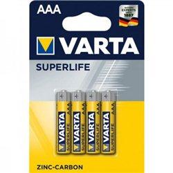 Varta Baterije AAA Zinc-Carbon R03 4KOM