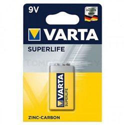 Varta Baterije Superlife 9V 6F22 1KOM